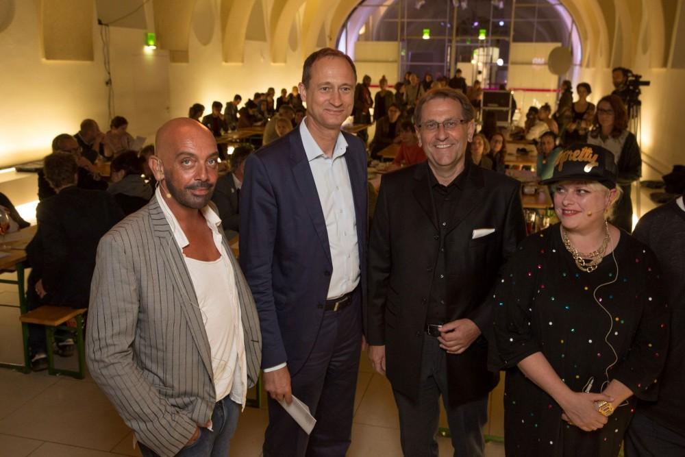 """Erfolgreicher Auftakt von neuem MQ Kulturformat """"Die Projektemacher*innen"""""""