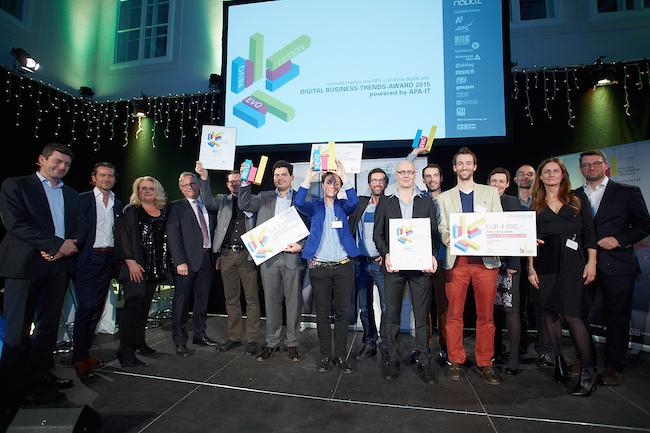 Digital Business Trends-Award 2015 vergeben – DBT feierte Geburtstag – mit Bildergalerie!