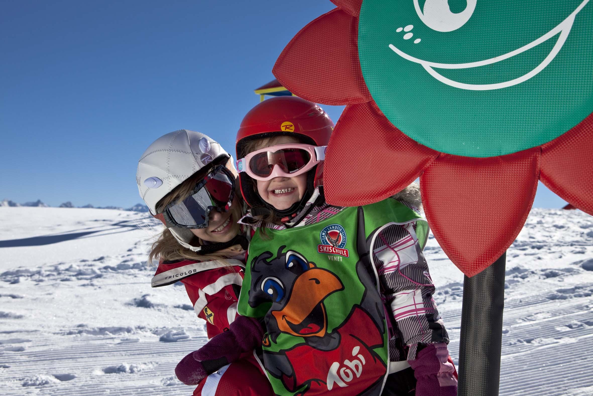 Gratis Winterwochen für Kinder in TirolWest