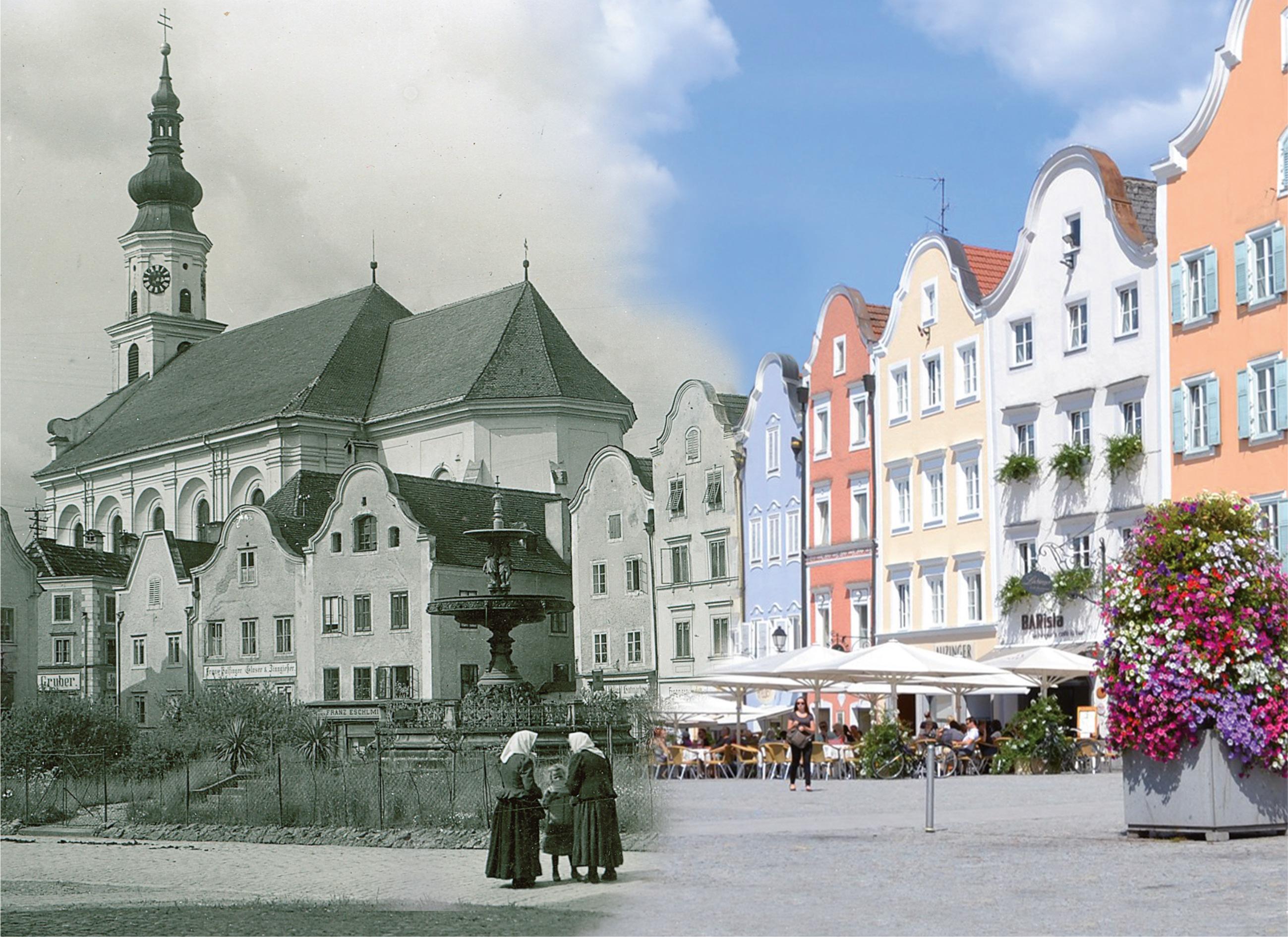 Schärding wird 700: Eine Stadt feiert ihr großes Erbe