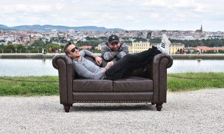 Seiler & Speer zu Gast beim Traum-Talk der bz-Wiener Bezirkszeitung