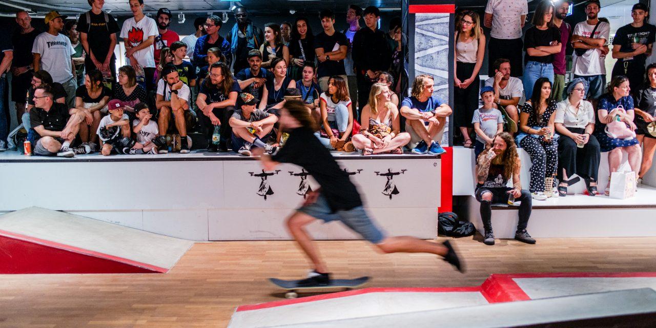 """Besucheransturm im Wien Museum: """"Takeover – Street Art & Skateboarding"""" übertrifft alle Erwartungen"""