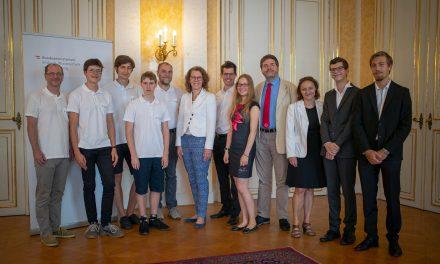 Rauskala gratuliert Österreichs Schüler/innen zu großartigen Erfolgen bei den internationalen Chemie-, Physik- und Mathematikolympiaden