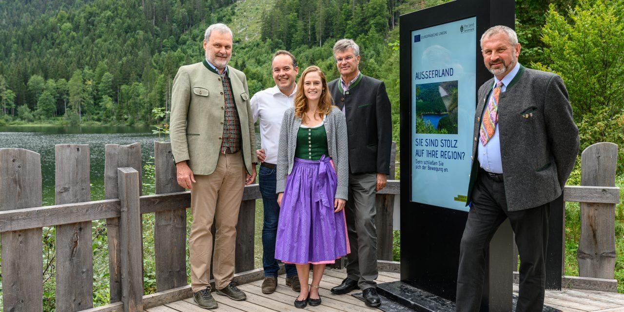 """So geht EU-Förderung: Naturschutz """"Made in Europe"""" für das Ausseerland"""