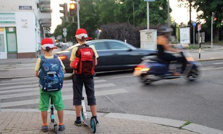 Das Rad- und Scooter-ABC für Eltern und Schüler!