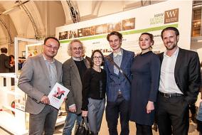 Ausstellungseröffnung im designforum Wien (MQ)