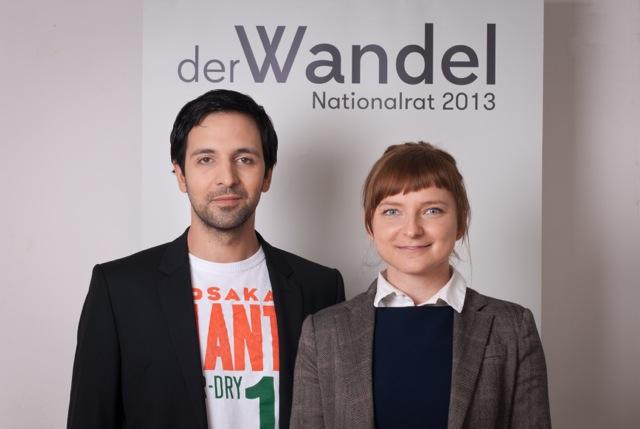 Neue Partei für die Nationalratswahlen 2013