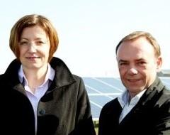 Vier BürgerInnen-Solarkraftwerke von Wien Energie in Betrieb