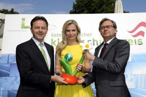 Letzte Chance zum Einreichen für den Österreichischen Klimaschutzpreis 2013
