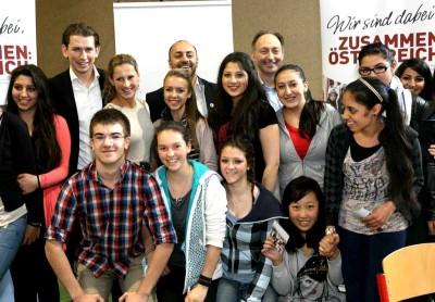 Zwei Jahre ZUSAMMEN:ÖSTERREICH – mehr als 15.000 Schüler/innen erreicht –