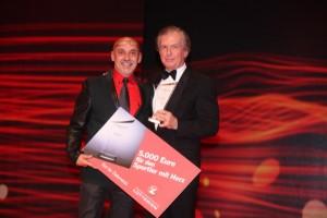 """Der Steirer Ulf Arlati wurde zum """"Sportler mit Herz"""" gewählt"""