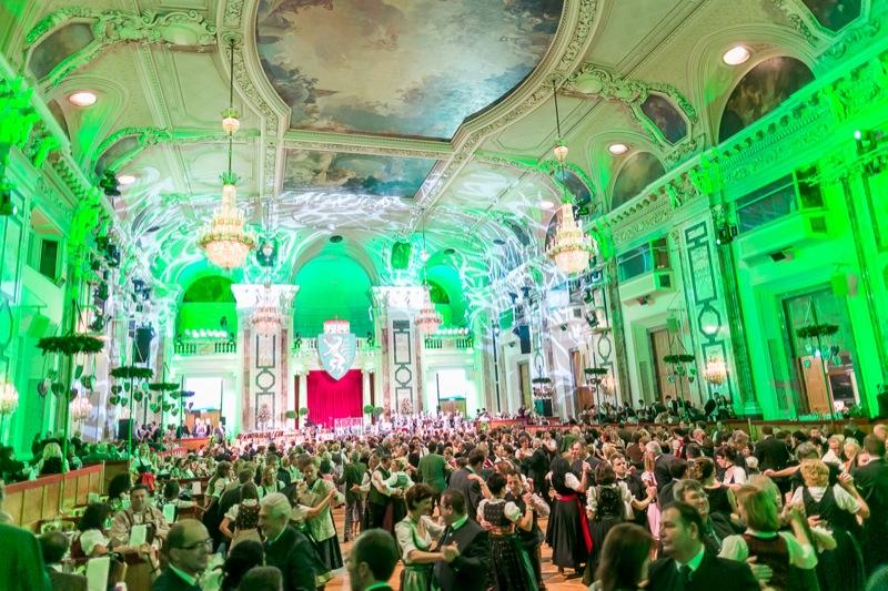 Steirerball 2014: Rekordball der Steirer in Wien
